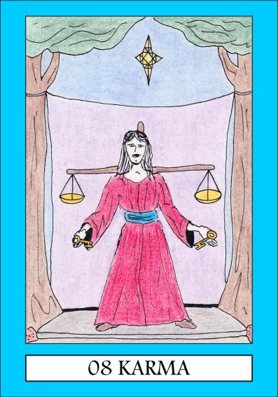 08 Karma (Justice)